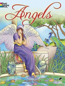 Angels Coloring Book (Dover Coloring Books) - Marty Noble