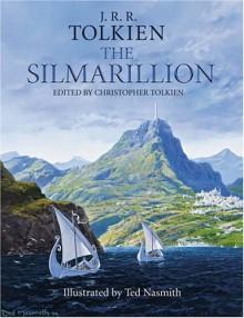The Silmarillion - J.R.R. Tolkien,Ted Nasmith, Christopher Tolkien