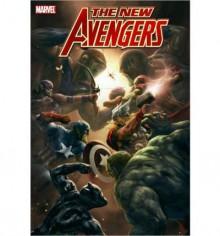 The New Avengers Hardcover Collection Vol. 5 - Brian Michael Bendis, Michael Gaydos, David W. Mack, Billy Tan, Jim Cheung