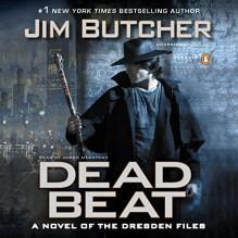 Dead Beat: The Dresden Files, Book 7 - James Marsters,Jim Butcher