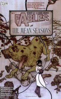 Fables, Vol. 5: The Mean Seasons - Tony Aikins, Jimmy Palmiotti, Mark Buckingham, Steve Leialoha, Bill Willingham