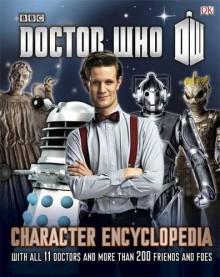 Doctor Who Character Encyclopedia - Jason Loborik,Annabel Gibson,Morey Laing