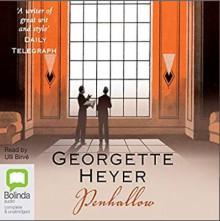 Penhallow - Georgette Heyer,Ulli Birvé