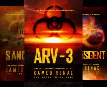 The After Light Saga (3 Book Series) - Cameo Renae
