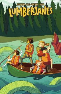 Noelle Stevenson: Lumberjanes Vol. 3 : A Terrible Plan (Paperback); 2016 Edition - Shannon Watters, Carolyn Nowak Noelle Stevenson