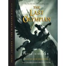The Last Olympian - Rick Riordan, Jesse Bernstein