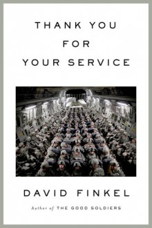 Thank You for Your Service (Audio) - David Finkel