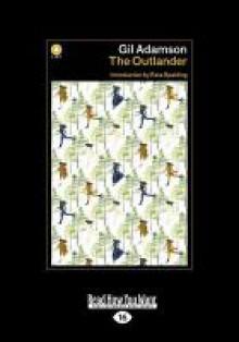 The Outlander (Large Print 16pt) - Gil Adamson