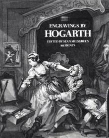 Engravings by Hogarth (Dover Fine Art, History of Art) - William Hogarth,Sean Shesgreen