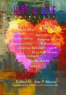 Hope and Love Anthology - Piper Kay,Áine Massie,Elaine White,Milla V.,Tempeste O'Riley,Hope Ryan,Victoria Kinnaird,B. David Spicer,M. LeAnne Phoenix,Jocelyn Sanchez,Adam DePiaz,Aaron Silver,Donovan Alekzander Crane,Marcus Maichle