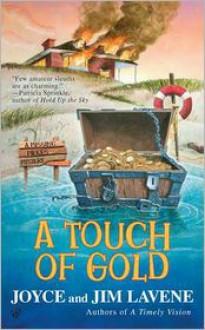 A Touch of Gold - Joyce Lavene,Jim Lavene