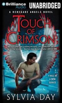 A Touch of Crimson - Luke Daniels, Sylvia Day