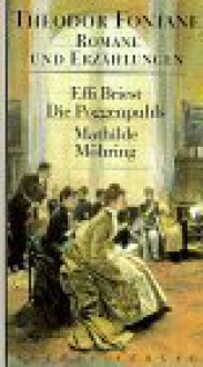 Effi Briest / Die Poggenpuhls / Mathilde Möhring - Theodor Fontane, Gotthard Erler