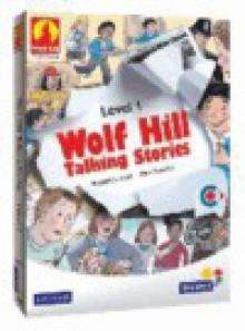 Wolf Hill, Level 1, Talking Stories - Roderick Hunt, Tish Keech, Sherston Software, Alex Brychta