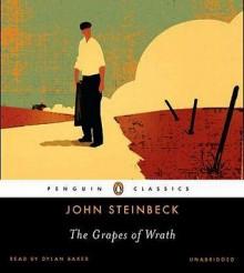 The Grapes of Wrath - John Steinbeck, Dylan Baker