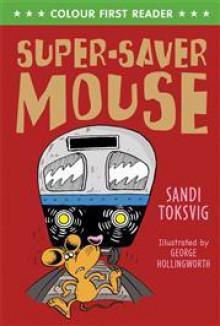 Super-Saver Mouse - Sandi Toksvig