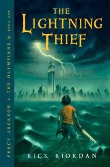 The Lightning Thief - Rick Riordan