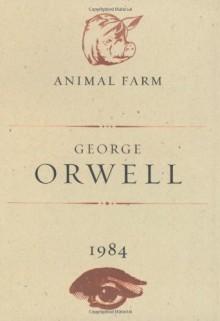 Animal Farm & 1984 - George Orwell,Christopher Hitchens