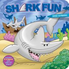 Little Scribbles: Shark Fun - Emma Less, Steve Harpster