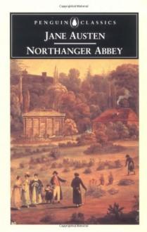 Northanger Abbey - Marilyn Butler, Jane Austen