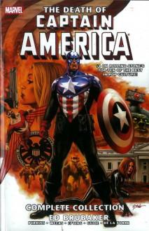 Captain America: The Death of Captain America Ultimate Collection - Ed Brubaker, Mike Perkins, Steve Epting, Jackson Guice, Roberto de la Torre, Lee Weeks