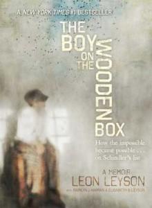 The Boy on the Wooden Box - Leon Leyson