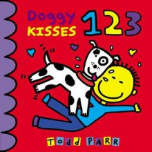 Doggy Kisses 123 - Todd Parr
