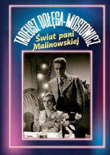 Świat pani Malinowskiej - Tadeusz Dołęga-Mostowicz