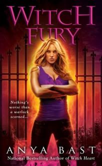 Witch Fury - Anya Bast