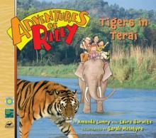 Tigers in Terai (Adventures of Riley, #6) - Amanda Lumry