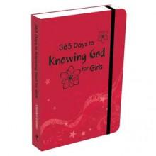 365 Days to Knowing God for Girls - Carolyn Larsen