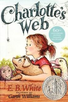 Charlotte's Web - Garth Williams,E.B. White,Kate DiCamillo