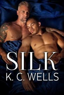 Silk (A Material World Book 3) - K.C. Wells,Meredith Russell,Michael Craft