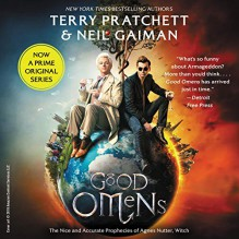 Good Omens - Terry Pratchett, Neil Gaiman, Martin Jarvis
