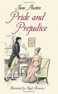 Pride and Prejudice - Hugh Thomson, George Saintsbury, Jane Austen
