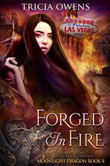 Forged in Fire - Tricia Owens