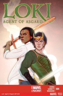 Loki: Agent of Asgard #4 - Al Ewing, Lee Garbett