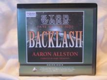 Backlash (Star Wars Fate of the Jedi) by Aaron Allston Unabridged CD Audiobook (Star Wars) - Aaron Allston, Marc Thompson