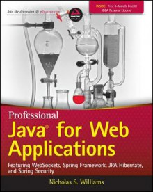 Professional Java for Web Applications - Nick Williams