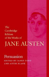 Persuasion - Janet Todd, Antje Blank, Jane Austen