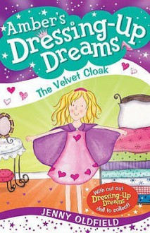The Velvet Cloak - Jenny Oldfield
