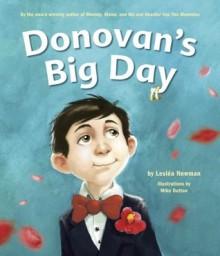 Donovan's Big Day - Lesléa Newman,Mike Dutton