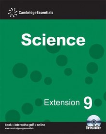 Cambridge Essentials Science Extension 9 With Cd Rom - Sam Ellis, Jean Martin, Andy Cooke