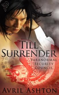 Till Surrender - Avril Ashton