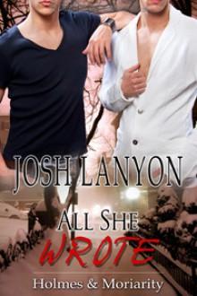 All She Wrote - Josh Lanyon