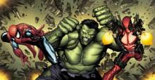 Deadpool/Amazing Spider-Man/Hulk: Identity Wars - Al Barrioneuevo, Todd Nauck, Lee Garbett, Juan Doe, John Layman, Todd Nauck