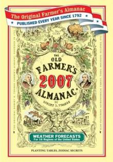 The Old Farmer's Almanac 2007 - Old Farmer's Almanac
