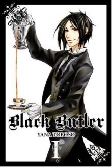 Black Butler, Vol. 1 - Yana Toboso,Tomo Kimura