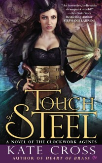 Touch of Steel - Kate Cross