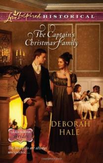 The Captain's Christmas Family - Deborah Hale